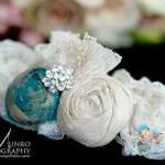 Wedding Garter, Garter, Bri..