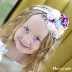 Wedding Flower Girl Headban..