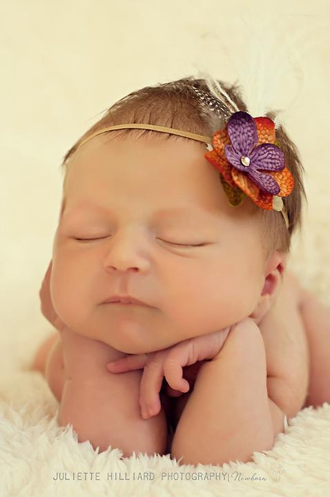 Baby Girl Headbands Flowers