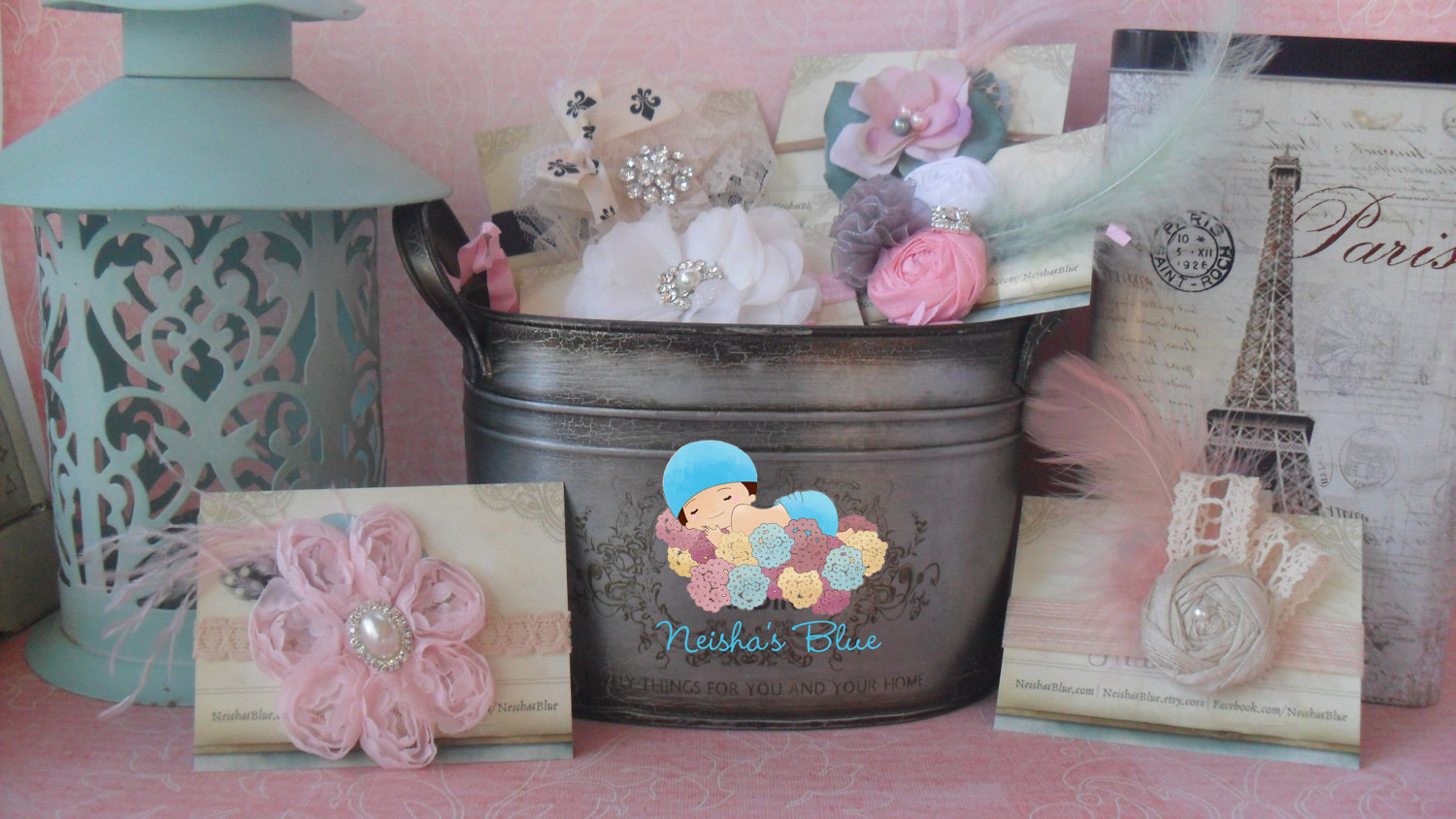 baby girl gift basket set, baby shower gift, the ideal perfect, Baby shower